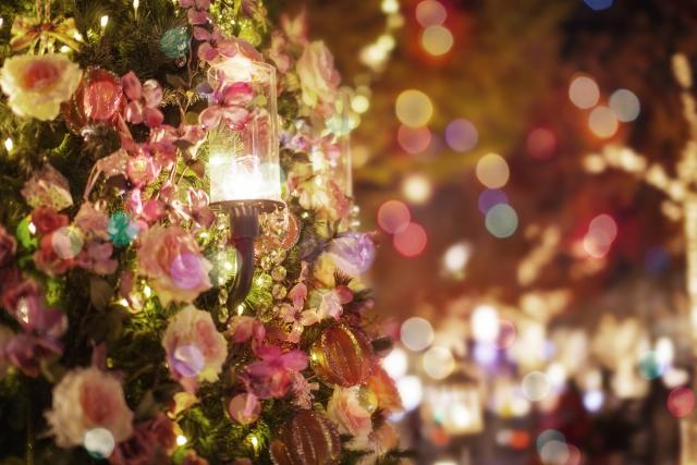 年末調整、クリスマスイメージ